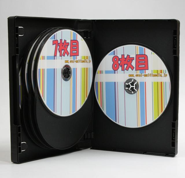 6枚用DVDトールケース