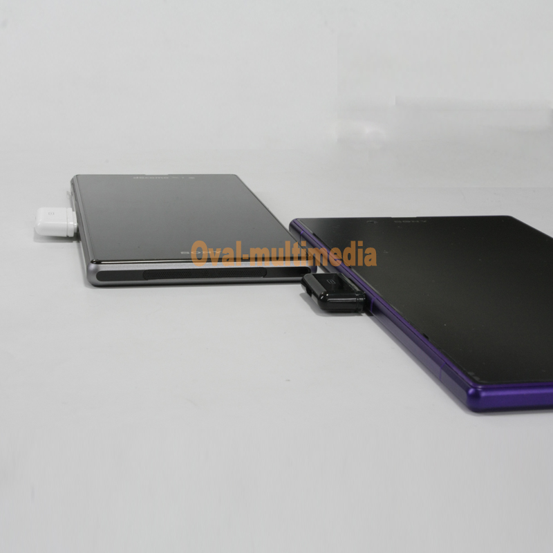Xperia用マグネット充電コネクタ